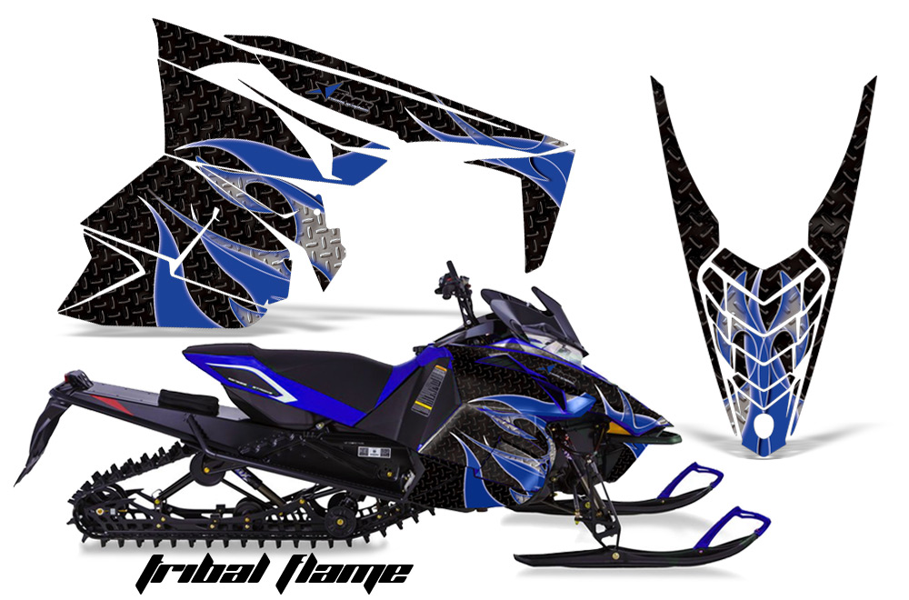 Yamaha Viper 2014 Graphics Kit Wrap TF UK